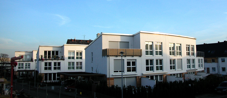 Reihenhäuser in Düsseldorf Flehe