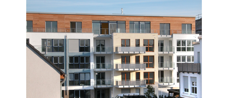 Mehrfamilienhäuser  in Düsseldorf Flehe