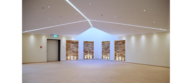 Kapellen- und Verwaltungsgebäude - Düsseldorf