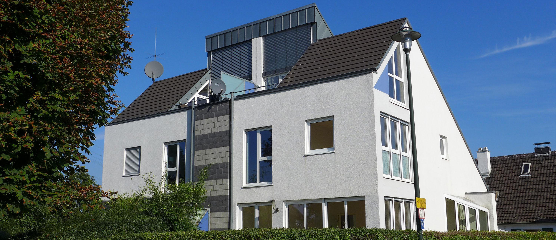Doppelhaus in Düsseldorf Wittlaer