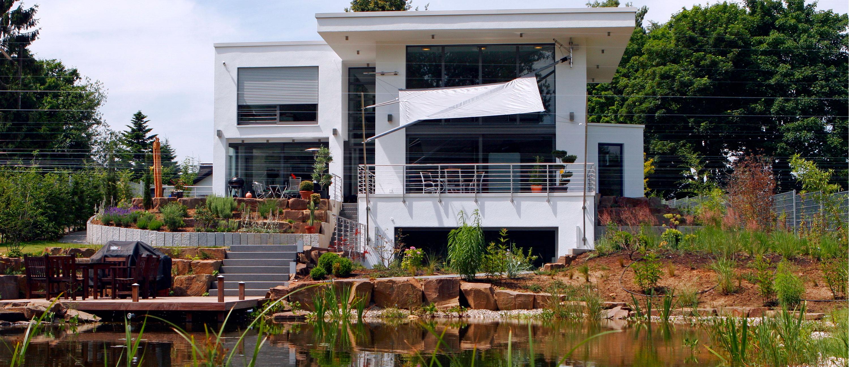 Villa mit privatem Hallenschwimmbad