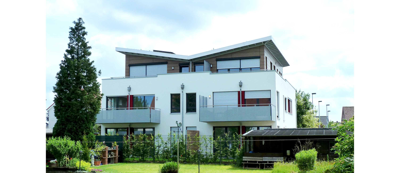 Mehrfamilienhaus in Oelde