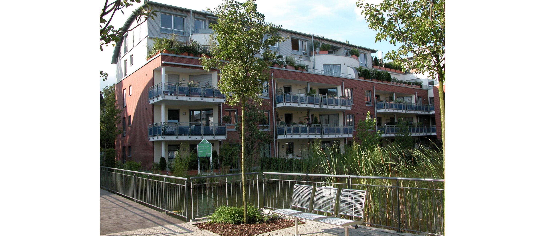 Wohnanlage mit Tiefgarage in Ratingen